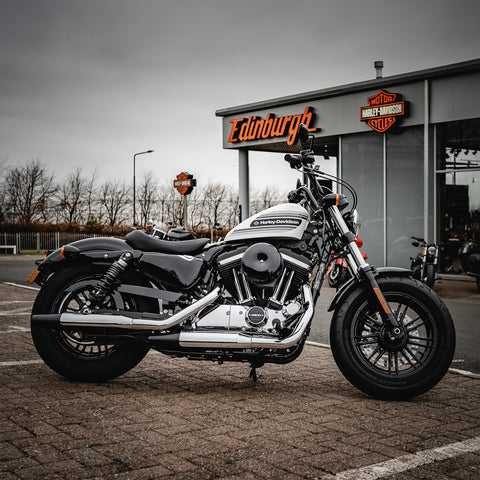 Brand new Harley Davidson Forty Eight Special