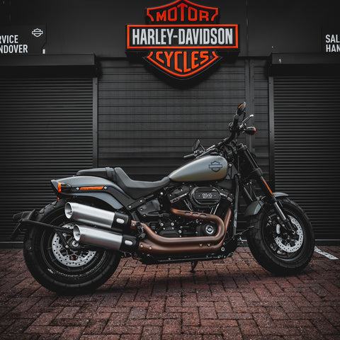BRAND NEW 2021 Harley Davidson Fat Bob 114