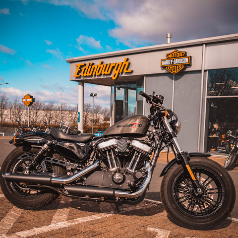 2019 Harley Davidson Sportster Forty-Eight - Full Stage 1