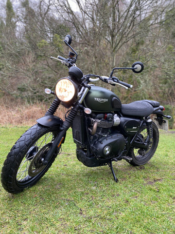 SOLD OUT - Triumph Street Scrambler