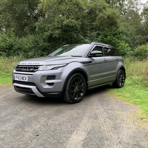Stunning Range Rover Evoque - With Panoramic Roof