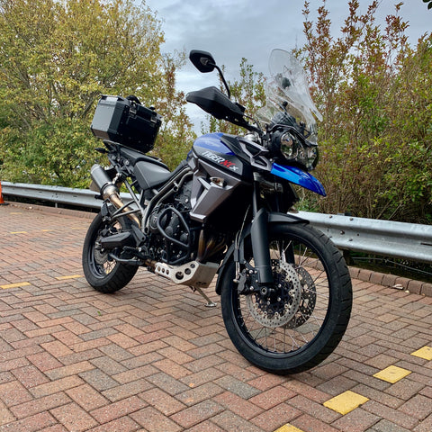 2016 Triumph Tiger XCx - LOW MILES