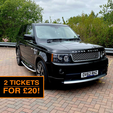 SOLD OUT Range Rover Sport 3.0 SDV6 Autobiography