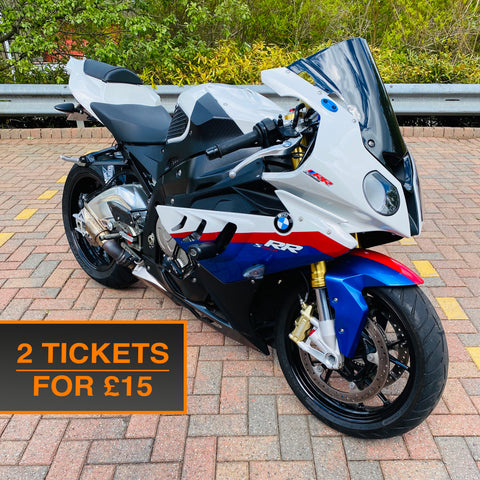Immaculate BMW S1000RR
