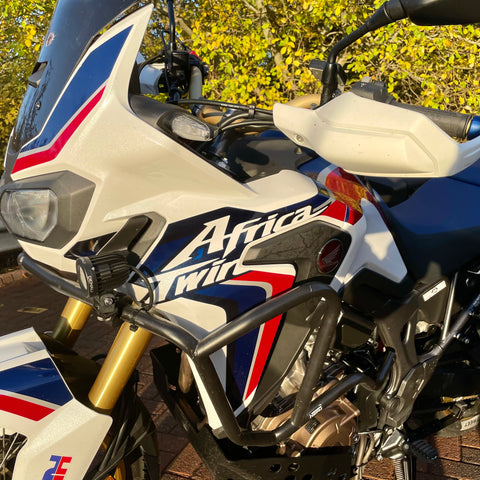 2016 Honda Africa Twin - DCT Model & Full Luggage