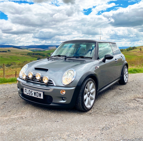 ** SOLD OUT** Mint Condition Mini Cooper S