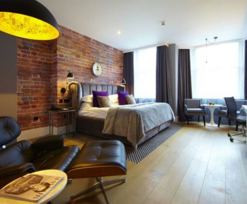 2 Night Stay in 4 star MalMaison Hotel for 2 plus £100 spending money for dinner