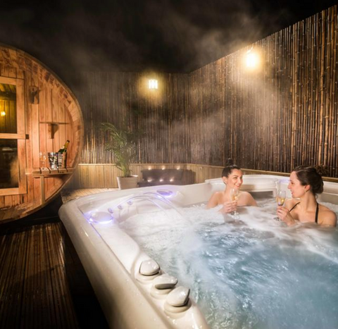 Overnight Luxury Spa Break for 2 - 300 venues Nationwide