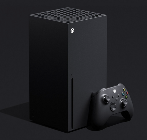Xbox Series X - in hand! Number 3
