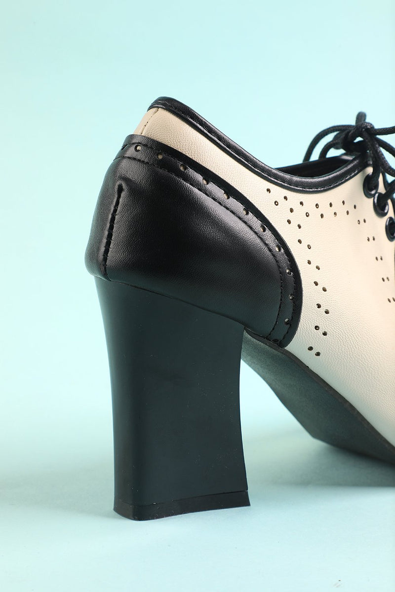 Load image into Gallery viewer, Retro Style High Heels