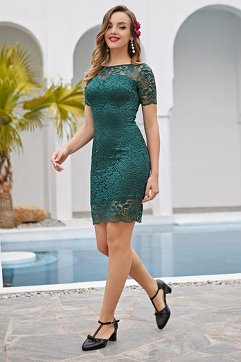 Green Bodycon Dress