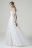 Load image into Gallery viewer, Off Shoulder Appliques Wedding Dress