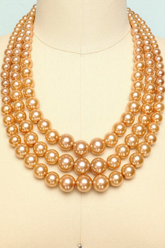 Pearl Necklace - ZAPAKA