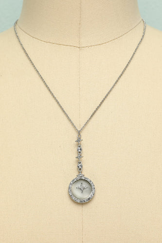 Vintage Water Droplets Necklace - ZAPAKA