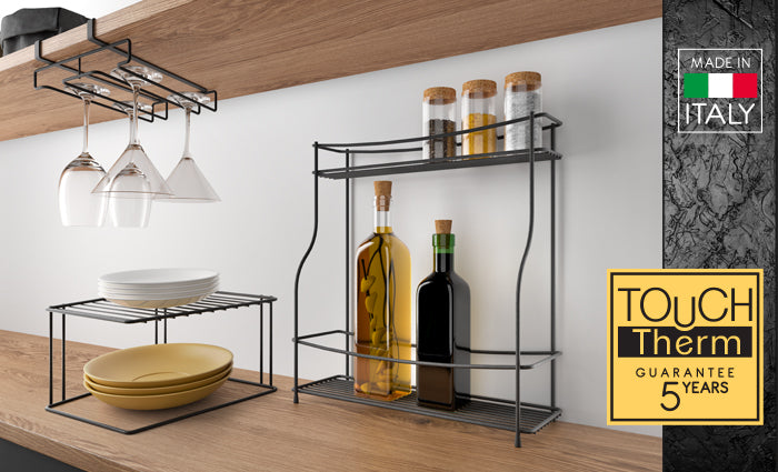 LAVA - The New Black In Kitchen Storage