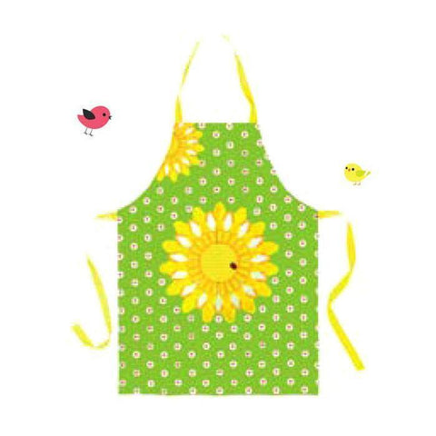 """Flower Power"" Apron by Vigar"