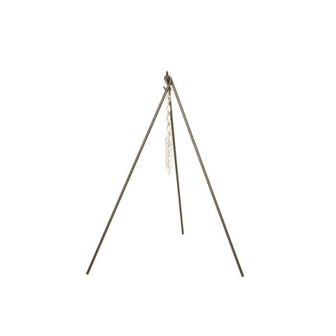 Adjustable Camp Tripod 40–60 inches Tall by Lodge