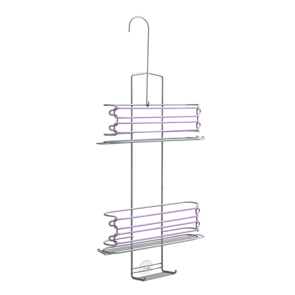 3 Tier Expandable Shower Caddy by Metaltex