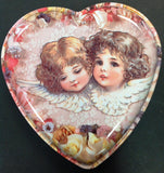 Valentine's Angel and Heart Container by Counseltron