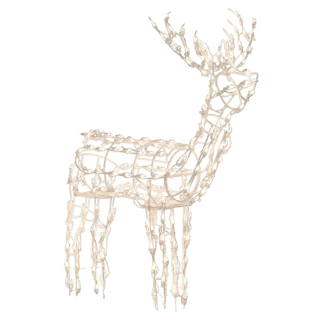 Holiday Standing Buck<br>31 Inch - 70 Mini Lights