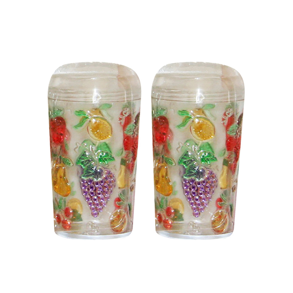 Tutti Frutti Salt and Pepper Shaker by Counseltron