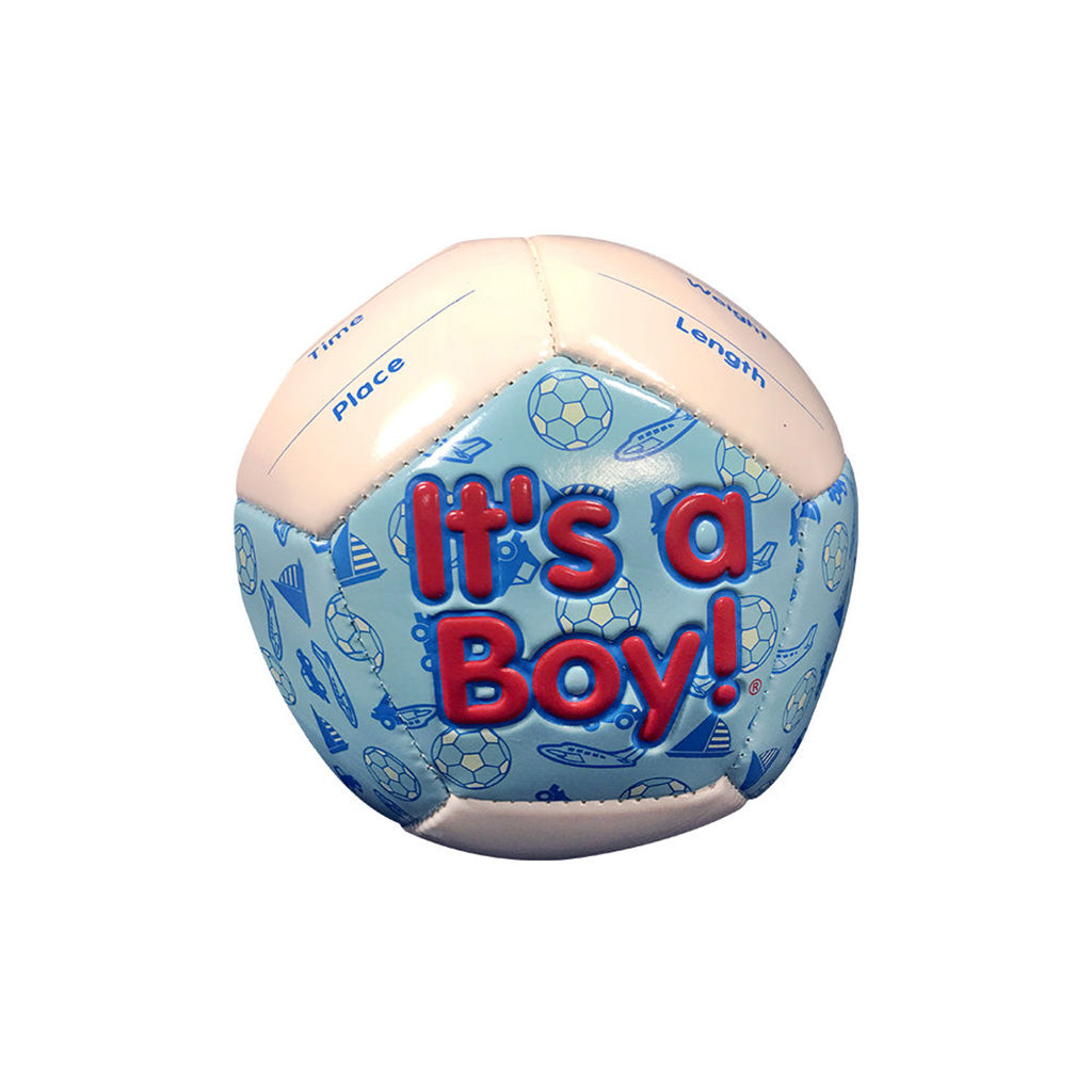 "Counseltron ""It's a Boy"" Mini Soccer Gift Pack"