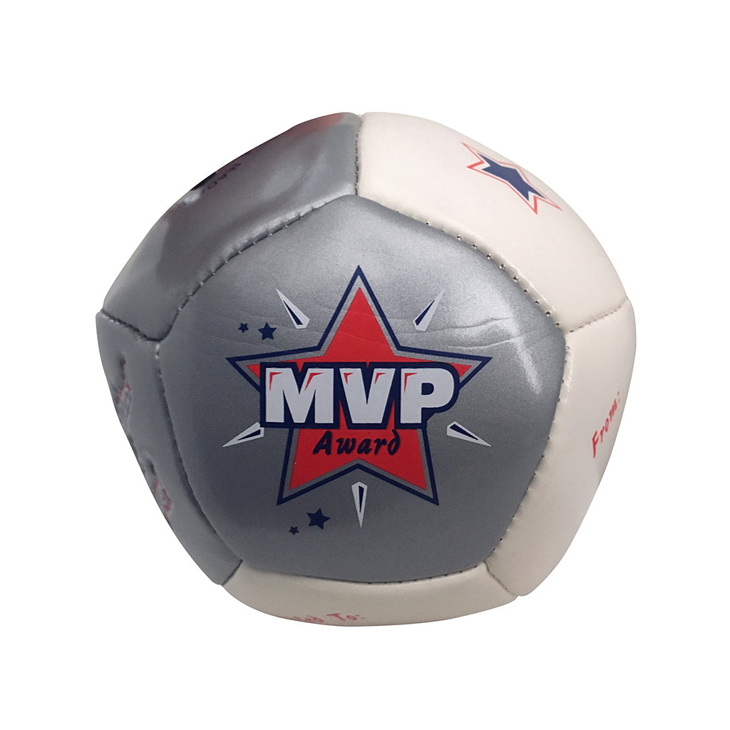 """MVP"" Mini Soccer Ball by Counseltron"
