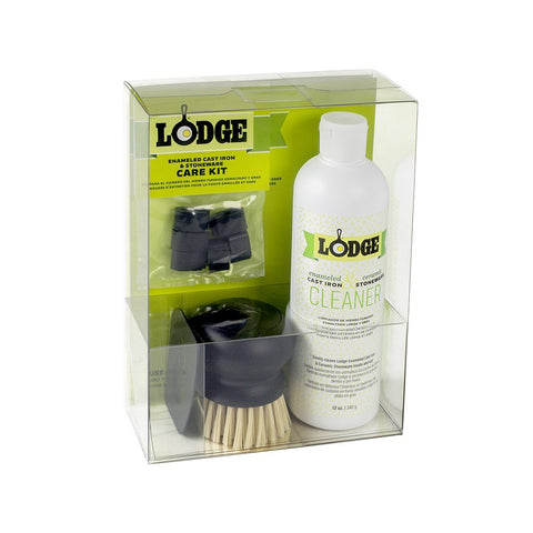 Enamelled & Stoneware Care Kit by Lodge
