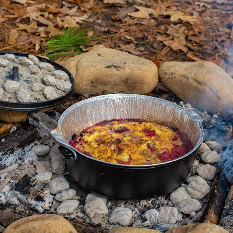 Aluminum Foil Dutch Oven Liners by Lodge