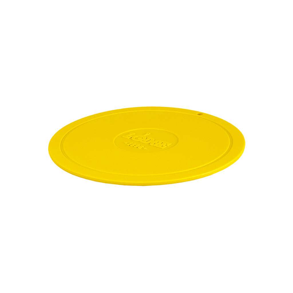 Lodge Deluxe Silicone Trivets, sunflower