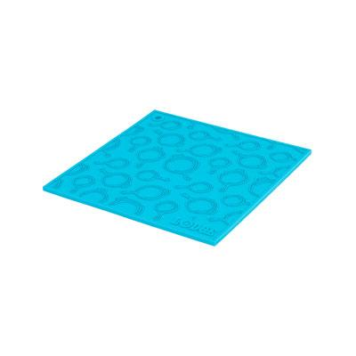 Silicone Trivet with Skillet Pattern