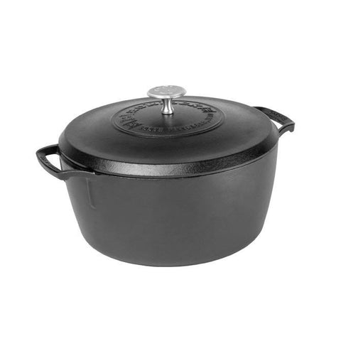 Blacklock *02* 5.5 Qt Dutch Oven by Lodge