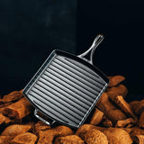 Blacklock *65* 12 Inch Grill Pan by Lodge