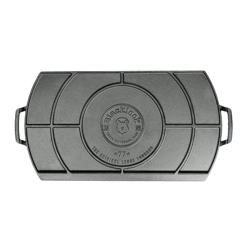 Blacklock *77* 2 Burner Griddle by Lodge