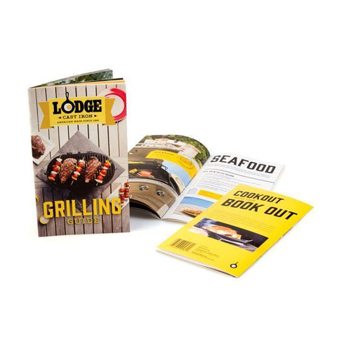 Cast Iron Grilling Guide by Lodge