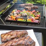 Seasoned Carbon Steel Grilling Pan by Lodge