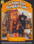 Pumpkin Lady 24 count by Counseltron