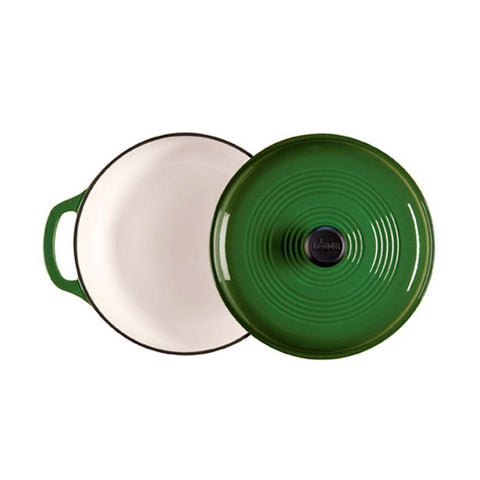 Enamel Dutch Oven 3 qt. (Green) by Lodge