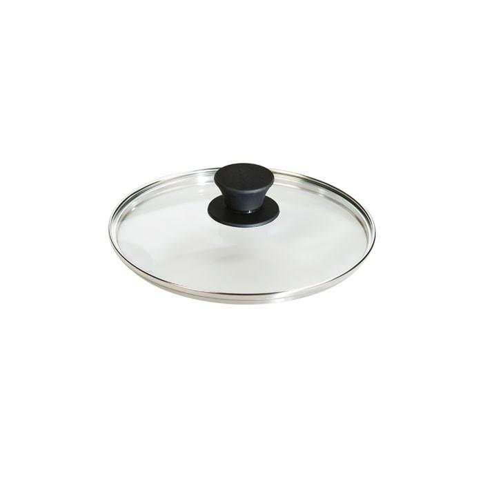 8 Inch Tempered Glass Lid by Lodge