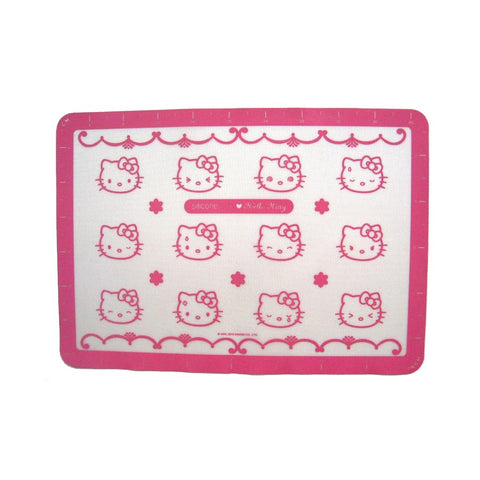 Hello Kitty Regular Baking  Mat by SiliconeZone