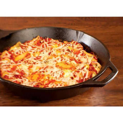 Cast Iron Skillet 13.25 Inch by Lodge