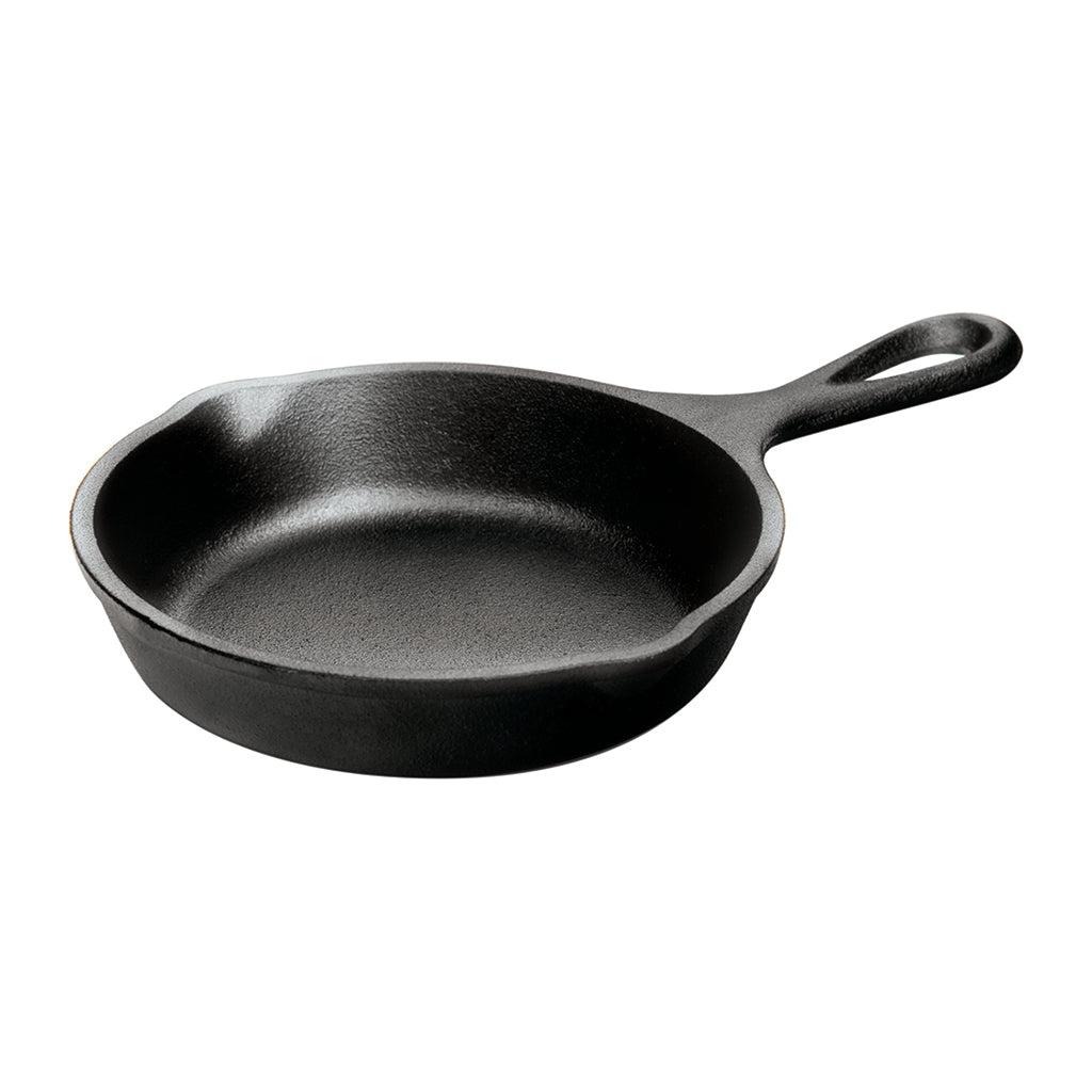 5 Inch Mini Cast Iron Skillet by Lodge