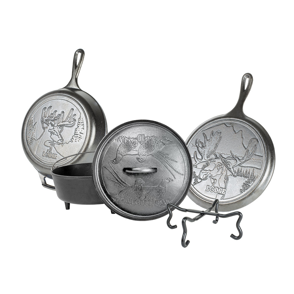 Lodge 5 Piece Wildlife Set