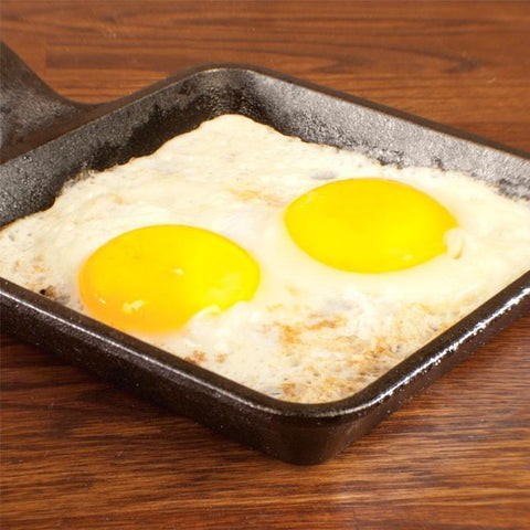 Square Cast Iron Skillet 5 Inch by Lodge