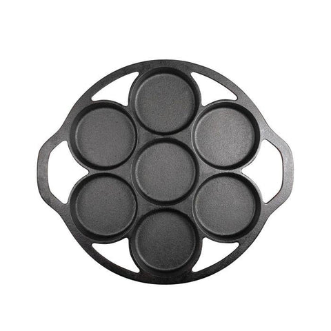 Cast Iron Mini Cake Pan by Lodge