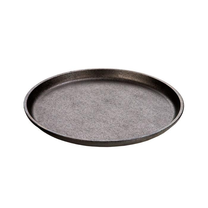 Round Handleless Serving Griddle 9.25 Inch by Lodge