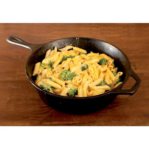 Cast Iron Deep Skillet 10.25 Inch / 3 Quart by Lodge