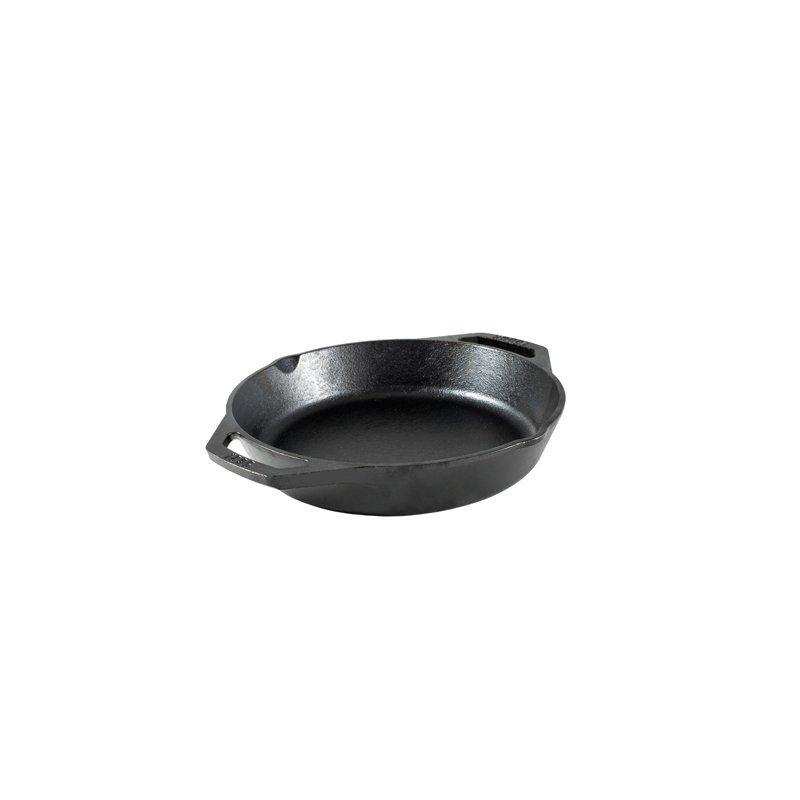 10.25 Inch Cast Iron Dual Handle Pan by Lodge
