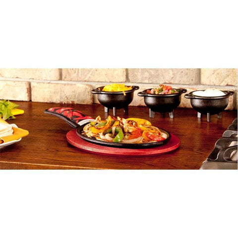 Fajita Set by Lodge
