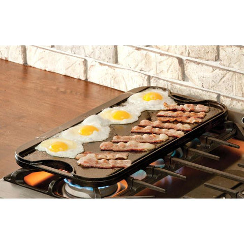 Cast Iron Reversible PRO Grill/Griddle 10.5 Inch by Lodge